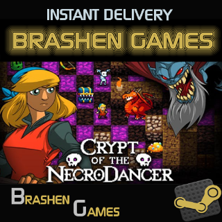 ⚡️ Crypt of the NecroDancer [INSTANT DELIVERY]