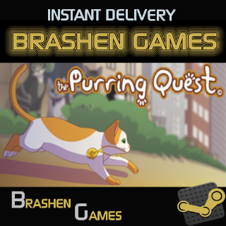 ⚡️ The Purring Quest [INSTANT DELIVERY]