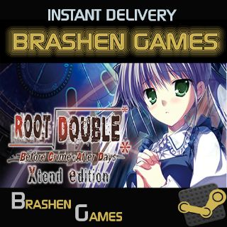 ⚡️ Root Double -Before Crime * After Days- Xtend Edition [INSTANT DELIVERY]