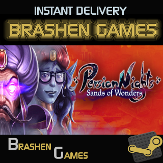 ⚡️ Persian Nights: Sands of Wonders [INSTANT DELIVERY]