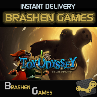 ⚡️ Toy Odyssey: The Lost and Found [INSTANT DELIVERY]