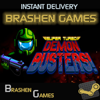 ⚡️ Super Turbo Demon Busters! [INSTANT DELIVERY]