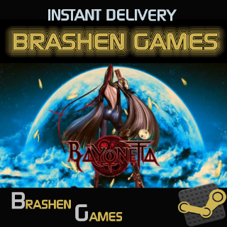 ⚡️ Bayonetta (GLOBAL) [INSTANT DELIVERY]
