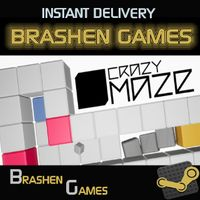 ⚡️ CRAZY MAZE [INSTANT DELIVERY]