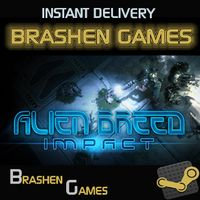 ⚡️ Alien Breed: Impact [INSTANT DELIVERY]