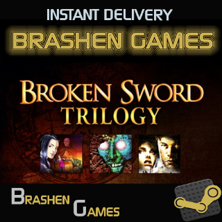 ⚡️ Broken Sword Trilogy [INSTANT DELIVERY]