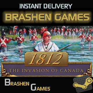 ⚡️ 1812: The Invasion of Canada [INSTANT DELIVERY]