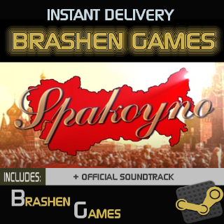 ⚡️ Spakoyno: Back to the USSR 2.0 + Original Soundtrack DLC [INSTANT DELIVERY]