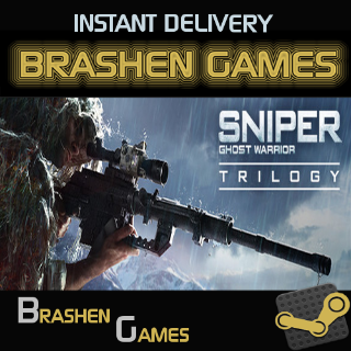 ⚡️ Sniper: Ghost Warrior Trilogy [INSTANT DELIVERY]