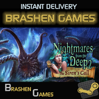 ⚡️ Nightmares from the Deep 2: The Siren's Call [INSTANT DELIVERY]