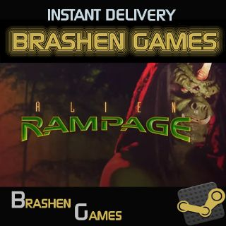 ⚡️ Alien Rampage [INSTANT DELIVERY]