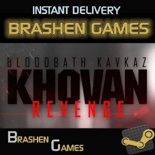 ⚡️ Bloodbath Kavkaz - Khovan Revenge (DLC) [INSTANT DELIVERY]