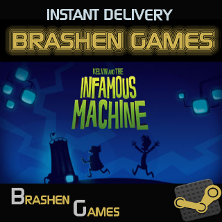 ⚡️ Kelvin and the Infamous Machine [INSTANT DELIVERY]