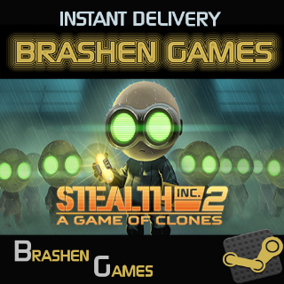 ⚡️ Stealth Inc 2: A Game of Clones [INSTANT DELIVERY]