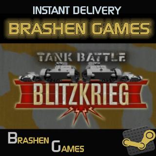 ⚡️ Tank Battle: Blitzkrieg [INSTANT DELIVERY]