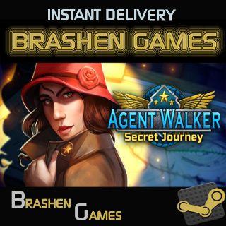 ⚡️ Agent Walker: Secret Journey [INSTANT DELIVERY]