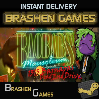 ⚡️ Baobabs Mausoleum Ep.2: 1313 Barnabas Dead End Drive [INSTANT DELIVERY]