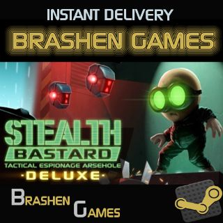 ⚡️ Stealth Bastard Deluxe [INSTANT DELIVERY]