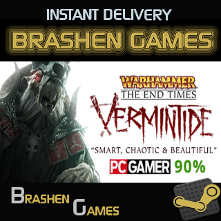 ⚡️ Warhammer: End Times - Vermintide [INSTANT DELIVERY]