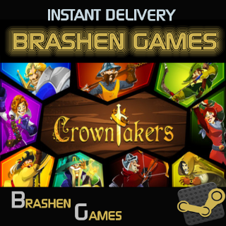 ⚡️ Crowntakers [INSTANT DELIVERY]