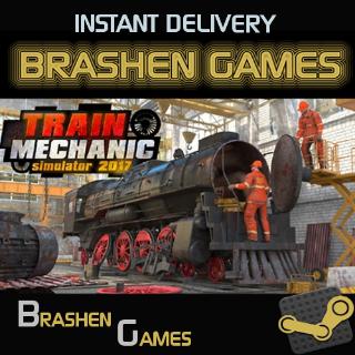 ⚡️ Train Mechanic Simulator 2017 [INSTANT DELIVERY]