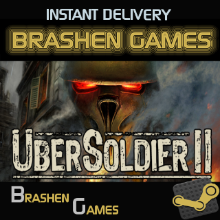 ⚡️ Ubersoldier II 2 [INSTANT DELIVERY]