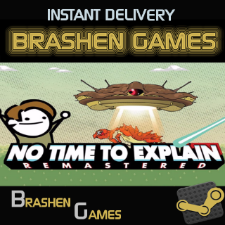 ⚡️ No Time To Explain Remastered [INSTANT DELIVERY]