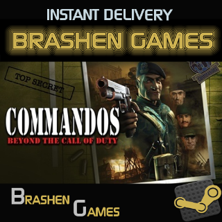 ⚡️ Commandos: Beyond the Call of Duty [INSTANT DELIVERY]