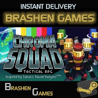 ⚡️ Chroma Squad [INSTANT DELIVERY]
