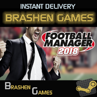 ⚡️ Football Manager 2018 [INSTANT DELIVERY]