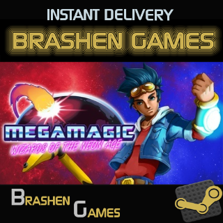 ⚡️ Megamagic: Wizards of the Neon Age [INSTANT DELIVERY]