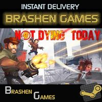 ⚡️ Not Dying Today [INSTANT DELIVERY]
