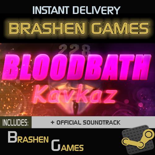 ⚡️ Bloodbath Kavkaz + Original Soundtrack DLC [INSTANT DELIVERY]