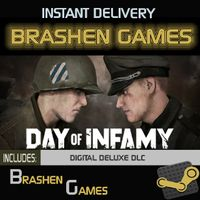 ⚡️ Day of Infamy Deluxe Edition [INSTANT DELIVERY]