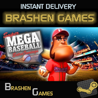 ⚡️ Super Mega Baseball: Extra Innings [INSTANT DELIVERY]