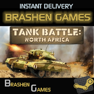 ⚡️ Tank Battle: North Africa [INSTANT DELIVERY]