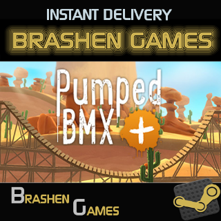 ⚡️ Pumped BMX + [INSTANT DELIVERY]