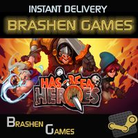 ⚡️ Has-Been Heroes [INSTANT DELIVERY]