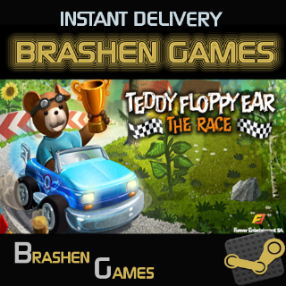 ⚡️ Teddy Floppy Ear - The Race [INSTANT DELIVERY]