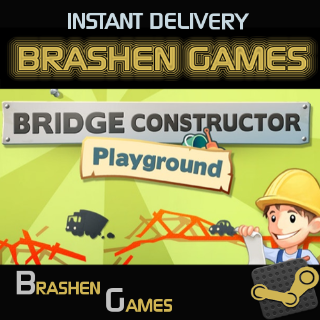 Bridge Constructor Playground [INSTANT DELIVERY]