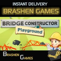 Bridge Constructor Playground [INSTANT DELIVERY]