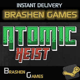 Atomic Heist [INSTANT DELIVERY]
