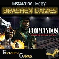 ⚡️ Commandos: Behind Enemy Lines [INSTANT DELIVERY]