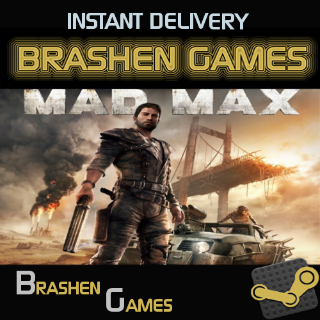 ⚡️ Mad Max [INSTANT DELIVERY]