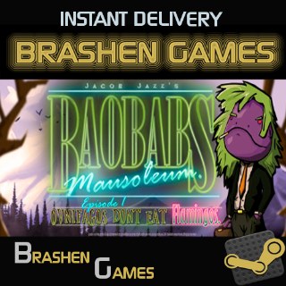 ⚡️ Baobabs Mausoleum Ep.1: Ovnifagos Don´t Eat Flamingos [INSTANT DELIVERY]
