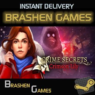 ⚡️ Crime Secrets: Crimson Lily [INSTANT DELIVERY]