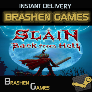 ⚡️ Slain: Back from Hell [INSTANT DELIVERY]