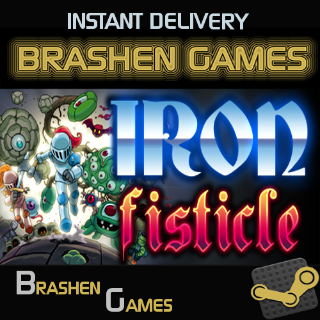 ⚡️ Iron Fisticle [INSTANT DELIVERY]