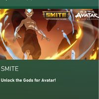 INSTANT DELIVERY | SMITE Avatar Pack for Xbox