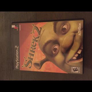 Shrek 2 (Sony PlayStation 2, 2004)